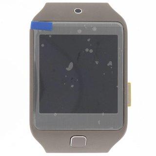 Samsung R381 Gear 2 Neo Lcd Display Module, Grijs, GH97-15595C