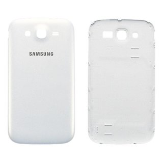 Samsung I9060i Galaxy Grand Neo Plus Battery Cover, White, GH98-35811A