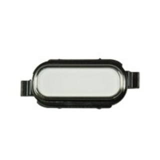 Samsung J100H Galaxy J1 Home Button, White, GH98-36026A