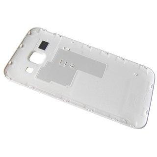 Samsung J100H Galaxy J1 Accudeksel, Wit, GH98-36089A; GH98-36516A
