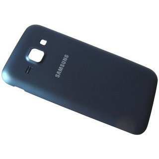 Samsung J100H Galaxy J1 Battery Cover, Blue, GH98-36089B; GH98-36516B