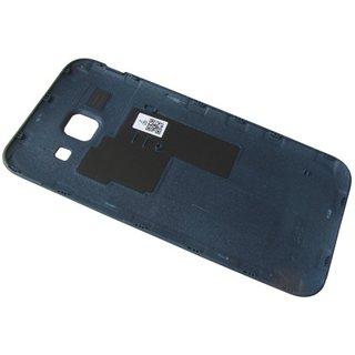 Samsung J100H Galaxy J1 Accudeksel, Blauw, GH98-36089B; GH98-36516B
