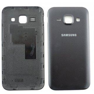 Samsung J100H Galaxy J1 Accudeksel, Zwart, GH98-36089C; GH98-36516C