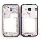 Samsung Middenbehuizing J100H Galaxy J1, Blauw, GH98-36101B