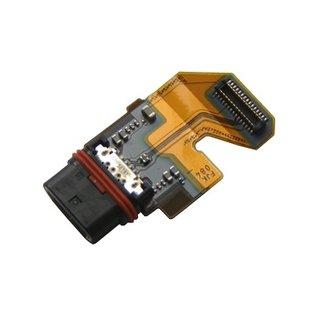 Sony Xperia Z5 E6653 USB Ladebuchse Flex Kabel, 1292-7099