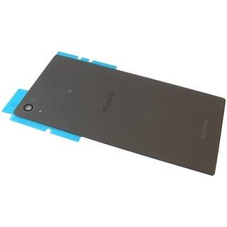 Sony Xperia Z5 E6653 Battery Cover, Graphite Black, 1295-0529, Incl. Tape/Adhesive