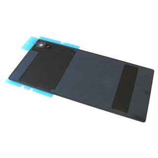 Sony Xperia Z5 E6653 Akkudeckel , Graphite Black, 1295-0529