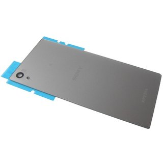 Sony Xperia Z5 E6653 Battery Cover, Silver, 1295-1376, Incl. Tape/Adhesive