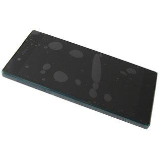 Sony Xperia Z5 E6653 LCD Display Modul, Grün, 1296-1896