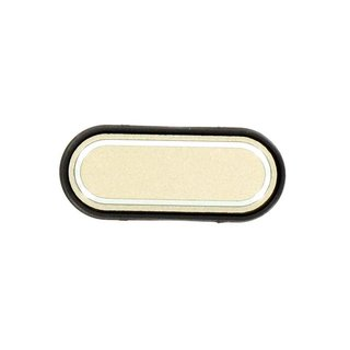 Samsung G531F Galaxy Grand Prime VE Home Button, Goud, GH98-35345C