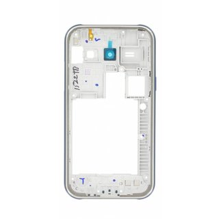 Samsung J100H Galaxy J1 Middle Cover, Blue, GH98-36088B, DUOS