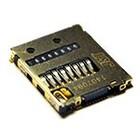 Sony MicroSD kaartlezer connector Xperia Z5 Compact E5803, 1281-9124