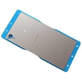 Sony Xperia M4 Aqua E2303 Akkudeckel , Silber, 192TUL0002A