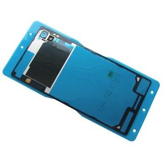 Sony Xperia M4 Aqua E2303 Battery Cover, Silver, 192TUL0002A