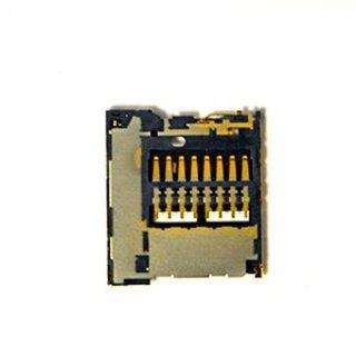 Sony Xperia M4 Aqua E2303 MicroSD kaartlezer connector, 6301900C008