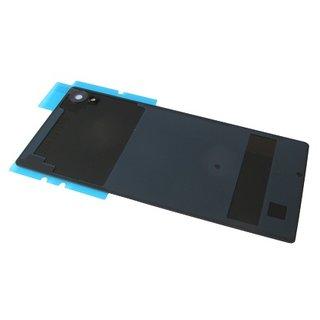 Sony Xperia Z3 plus E6553 Akkudeckel , Schwarz, 1289-0798