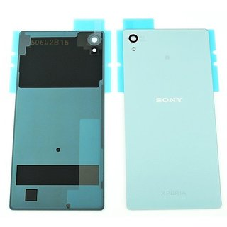 Sony Xperia Z3 plus E6553 Akkudeckel , Aqua Green, 1291-3412