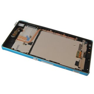 Sony Xperia Z3 plus E6553 LCD Display Module, White, 1293-1497