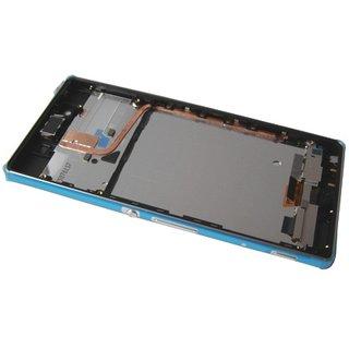 Sony Xperia Z3 plus E6553 LCD Display Modul, Aqua Green, 1295-6310