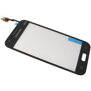 Samsung J100H Galaxy J1 Touchscreen Display, Zwart, GH96-08064D, DUOS