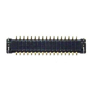 Samsung G928F Galaxy S6 Edge+ Board Connector BTB Sockel, 3711-008925, 34pin