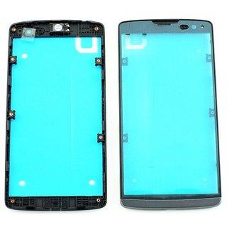 LG H320 Leon Front Cover Frame, ACQ87816601, Titan