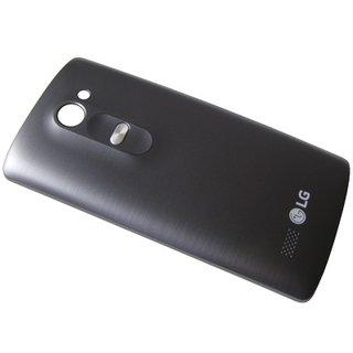 LG H320 Leon Battery Cover, Black, ACQ87816701;ACQ88751001