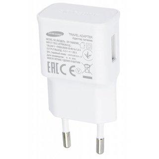 Samsung USB-Charger, White, GH44-02762A, EP-TA50EWE, 5.0V, 1.55A