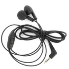 LG Earphones, HC-MYD-LG174, Black, 3.5mm Jack, EAB62808211