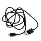 LG Micro USB Daten Kabel H320 Leon, Schwarz, EAD62377902;SGDY0016701, 1M