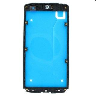 LG H320 Leon Front Cover Rahmen, Weiß, ACQ87928201