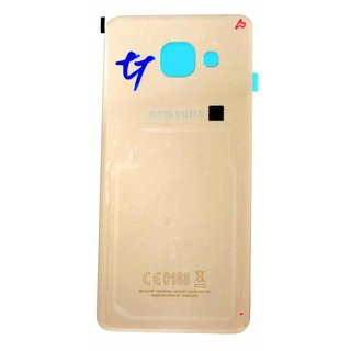 Samsung A310F Galaxy A3 2016 Battery Cover, Gold, GH82-11093A