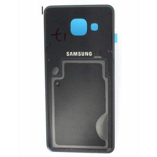 Samsung A310F Galaxy A3 2016 Accudeksel, Zwart, GH82-11093B