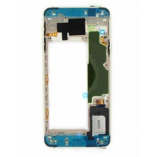 Samsung A310F Galaxy A3 2016 Middenbehuizing, Goud, GH97-18074A