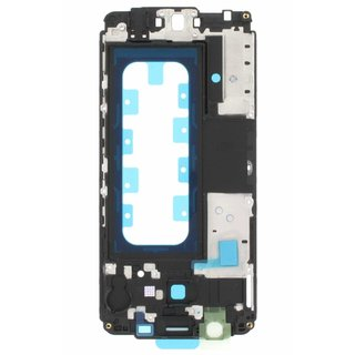 Samsung A310F Galaxy A3 2016 Front Cover Frame, White, GH98-38666C
