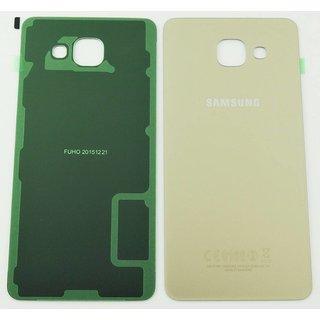 Samsung A510F Galaxy A5 2016 Akkudeckel , Gold, GH82-11020A