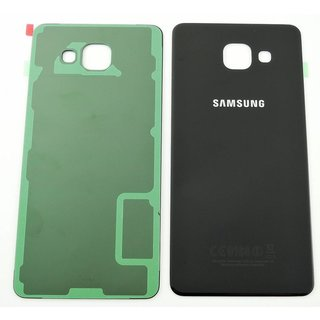 Samsung A510F Galaxy A5 2016 Battery Cover, Black, GH82-11020B