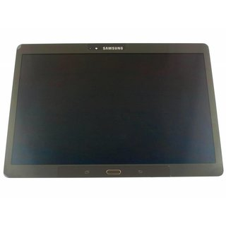 Samsung Galaxy Tab S 10.5 T800 Lcd Display Module, Zwart/Bronze, GH97-16028A