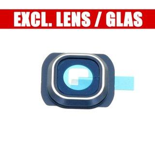 Samsung G920F Galaxy S6 Camera Ring Cover, Zwart, GH98-35903A