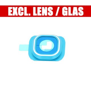Samsung G920F Galaxy S6 Camera Ring Cover, Blue, GH98-35903D