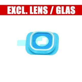 Samsung G920F Galaxy S6 Kamera Ring Blende  , Blau, GH98-35903D