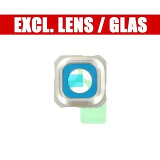 Samsung G928F Galaxy S6 Edge+ Kamera Ring Blende  , Silber, GH98-37690D, Excl. Lens