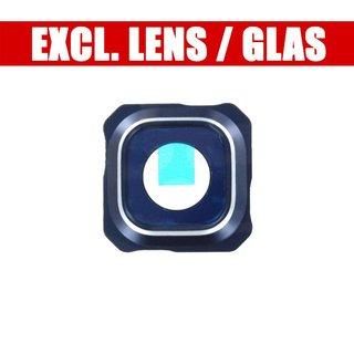 Samsung G928F Galaxy S6 Edge+ Kamera Ring Blende  , Schwarz, GH98-37690B, Excl. Lens
