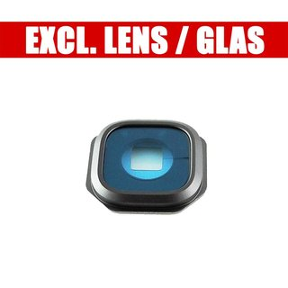 Samsung A510F Galaxy A5 2016 Camera Ring Cover, Black, GH98-38540B, Without Glass