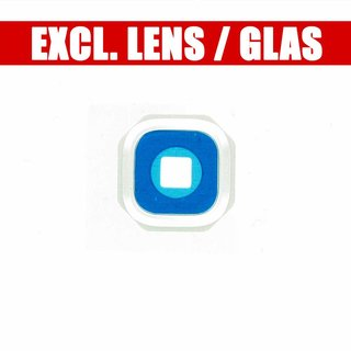Samsung A510F Galaxy A5 2016 Camera Ring Cover, Wit, GH98-38540C, Without Glass
