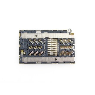 Samsung G930F Galaxy S7 Simkarten Leser, 3709-001892