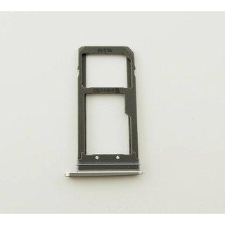 Samsung G930F Galaxy S7 Sim- + Geheugenkaart Cover, Goud, GH98-39260C
