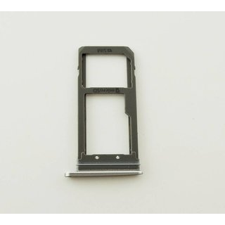 Samsung G930F Galaxy S7 Sim + Speicherkarten Abdeckung, Gold, GH98-39260C