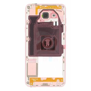 Samsung A510F Galaxy A5 2016 Middle Cover, Pink, GH96-09392D