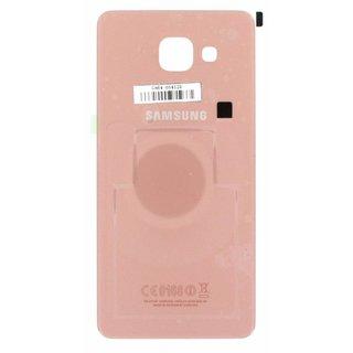 Samsung A510F Galaxy A5 2016 Akkudeckel , Rosa, GH82-11020D